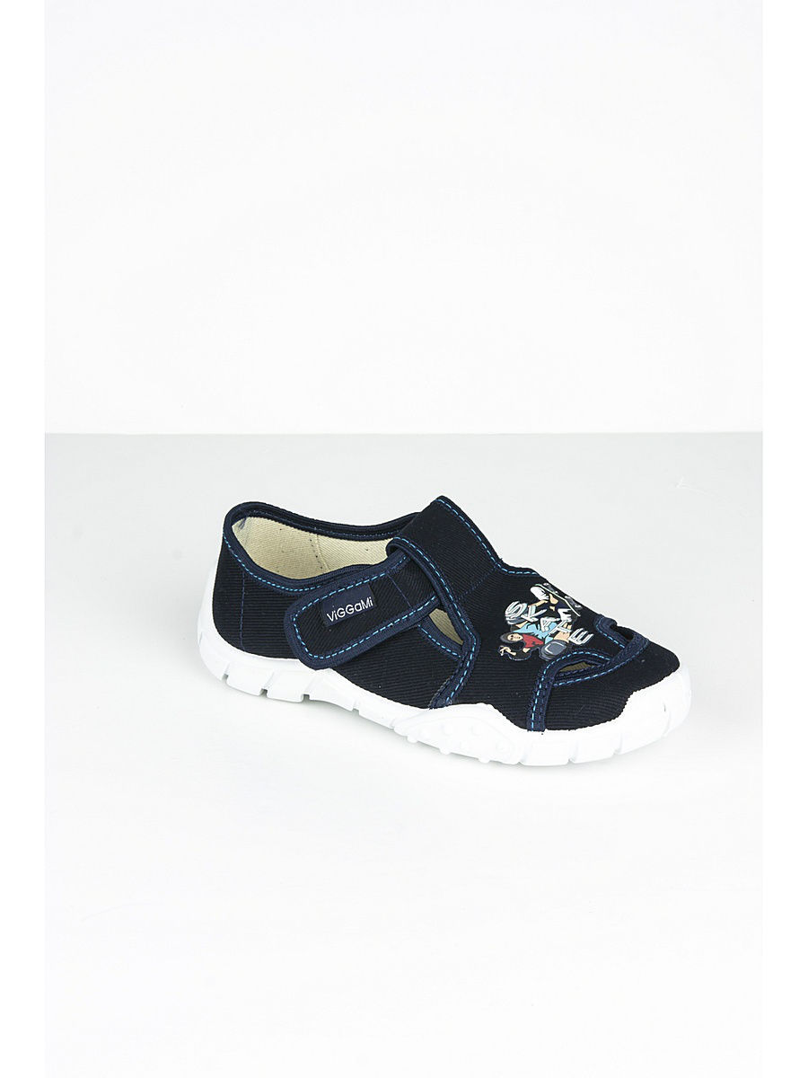 Сандалии для мальчиков Little Lemon Bear VI_ADAM_22B_NAVY/navyblue/graphic