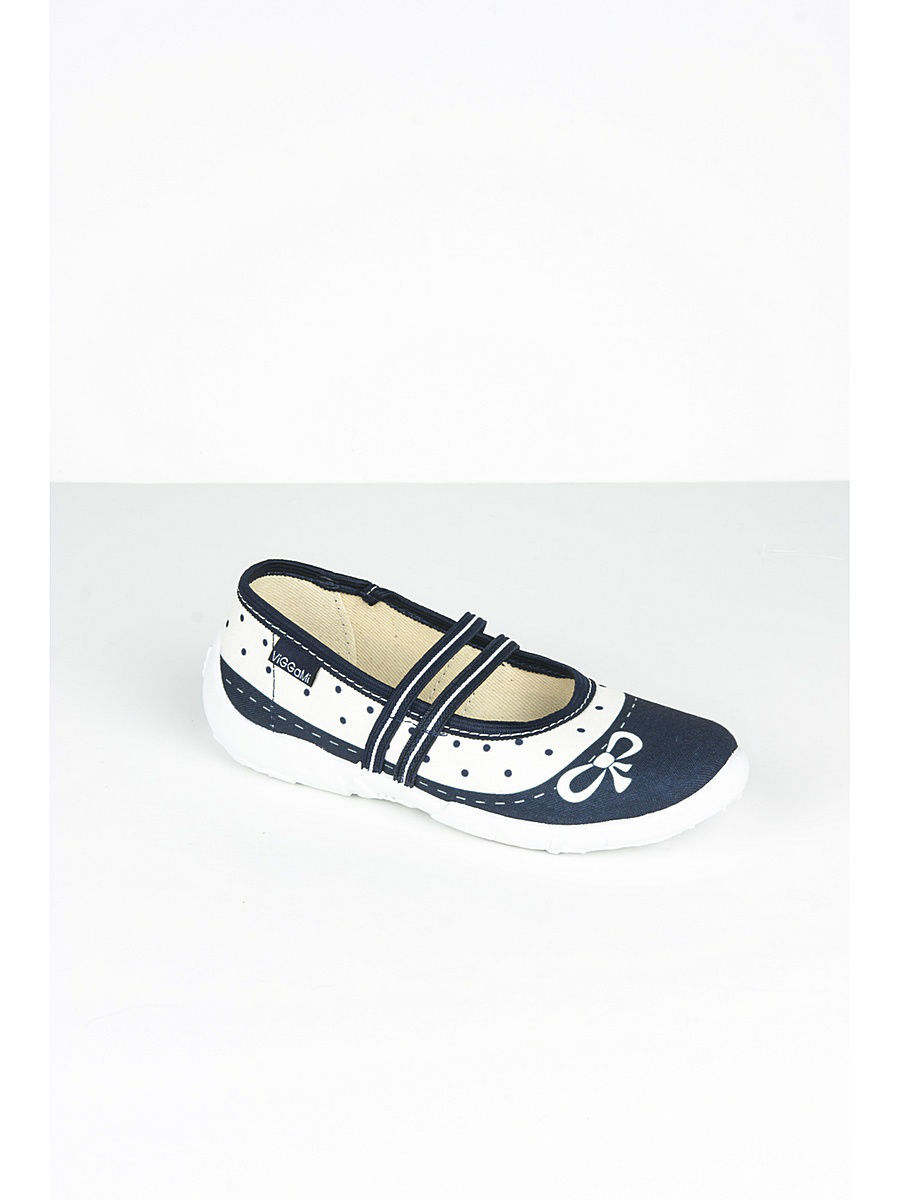 Туфли Little Lemon Bear VI_POLA_1B_NAVY/navyblue/white