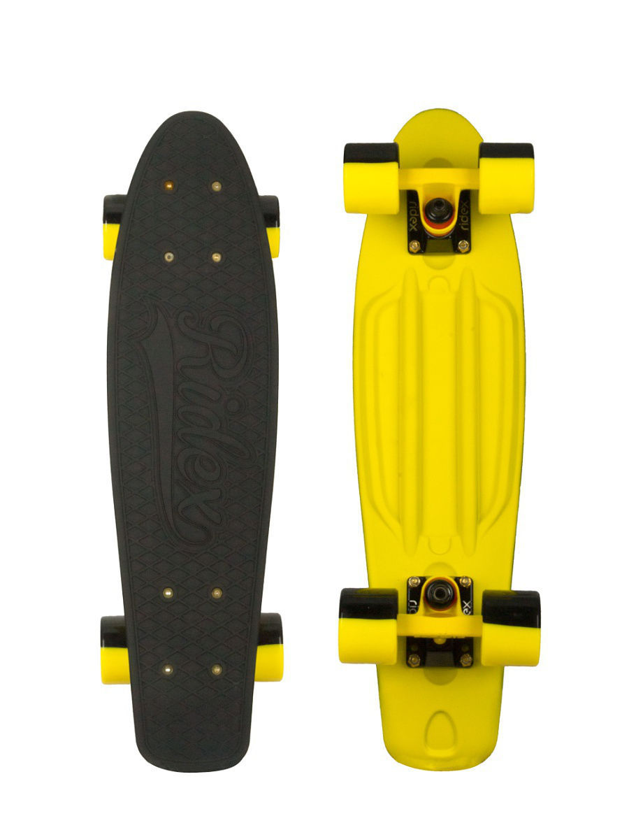 Круизер RIDEX 22''x6'', Abec Nine Nylon, Enigma