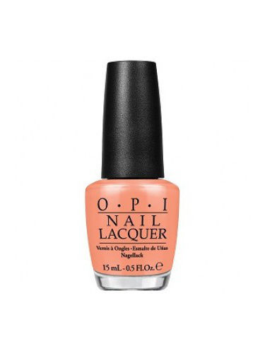 Лаки для ногтей OPI Opi Лак для ногтей I'm Getting a Tan-gerine, 15 мл