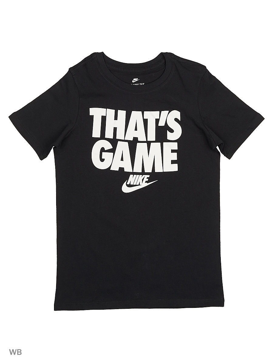 Футболка Nike Футболка B NSW TEE SS AV15 SWOOSH футболка nike футболка b nsw tee ss air world