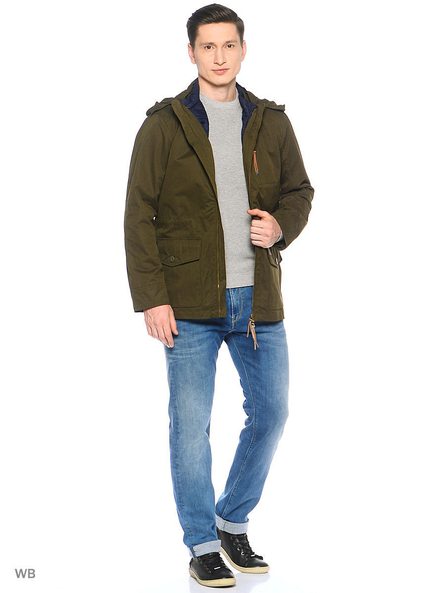 Куртка JACKO PEPE JEANS LONDON PM401286/765KHAKIGREEN