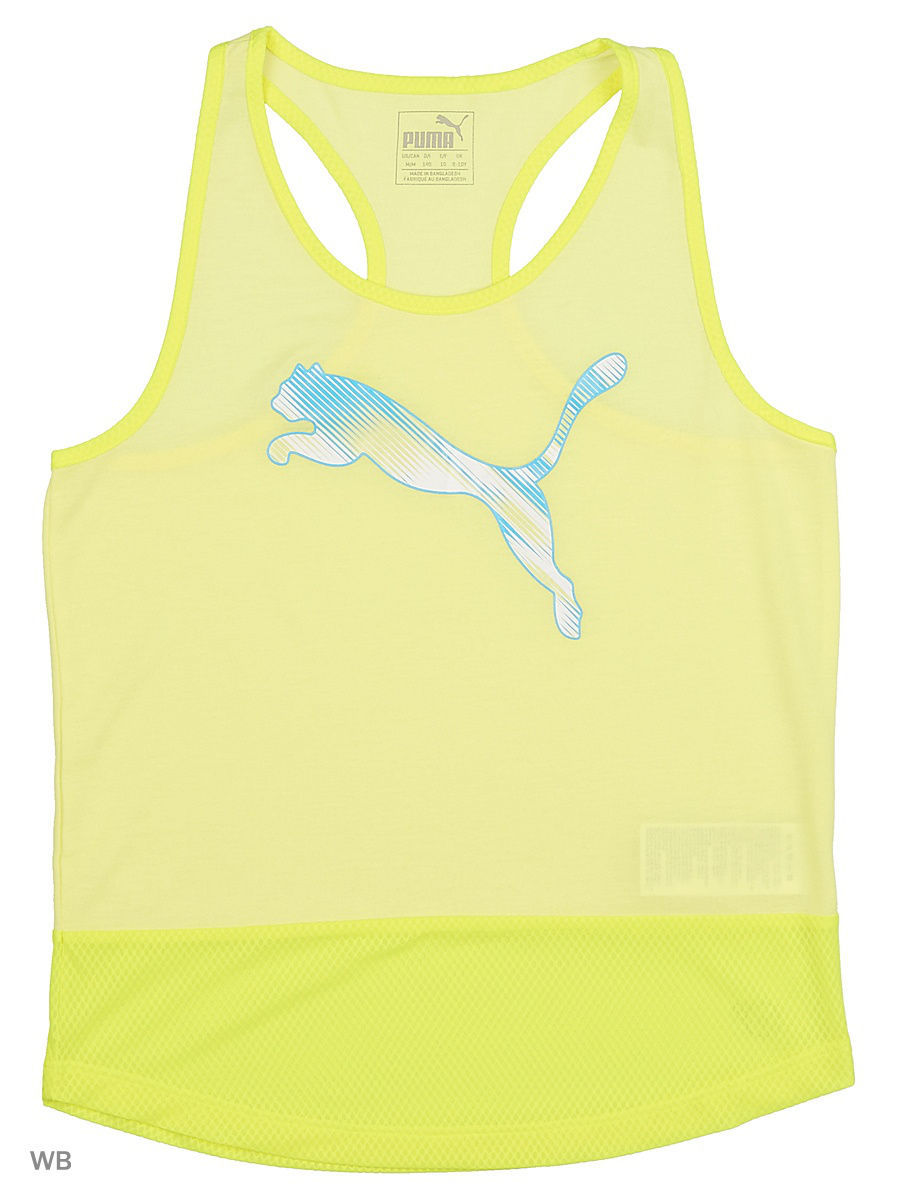 Топ Softsport Layer Tank Puma 590826701