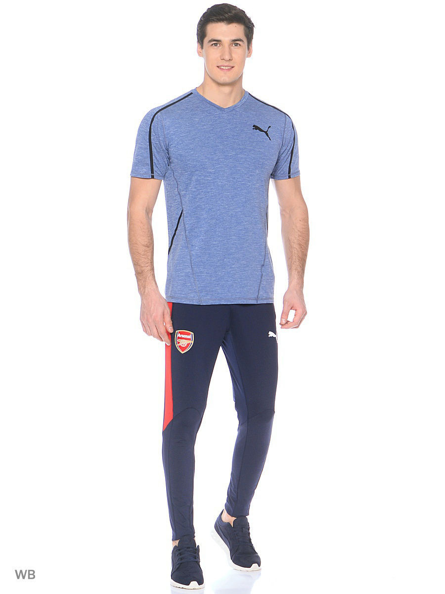 Брюки PUMA Брюки AFC Training Pant tapered брюки puma брюки alife arc track pant