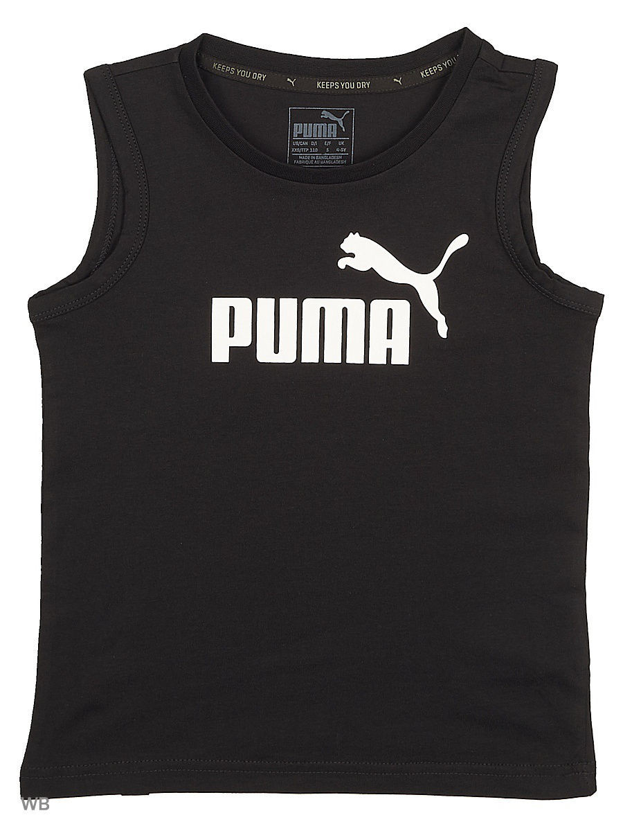 Футболка PUMA Майка ESS No.1 SL Tee футболка no have rice about you tee
