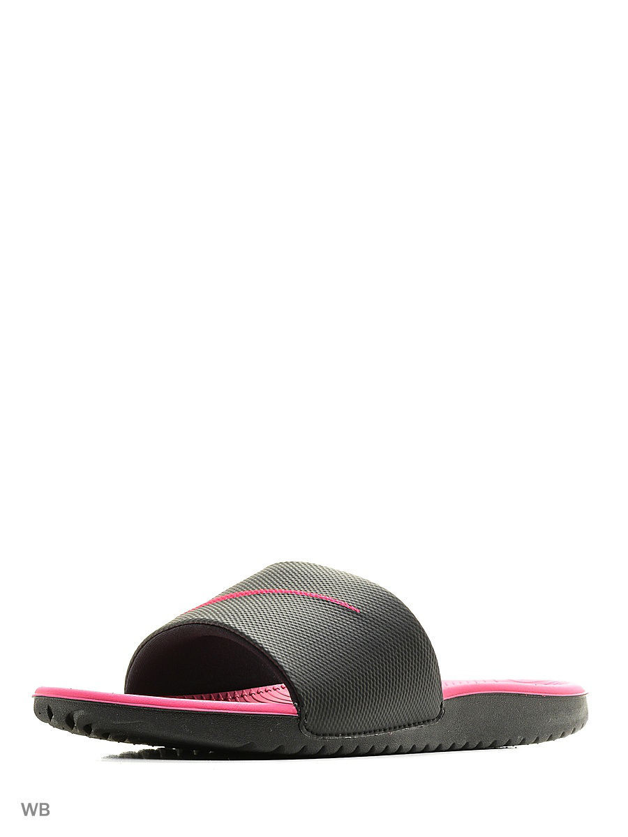 Шлепанцы NIKE KAWA SLIDE (GS/PS) 819353-001
