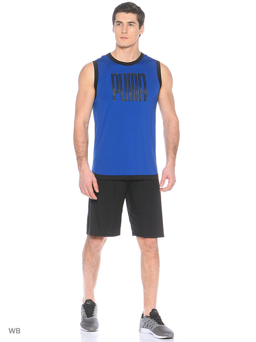 Майка спортивная Training Sleeveless Top Puma 51517502
