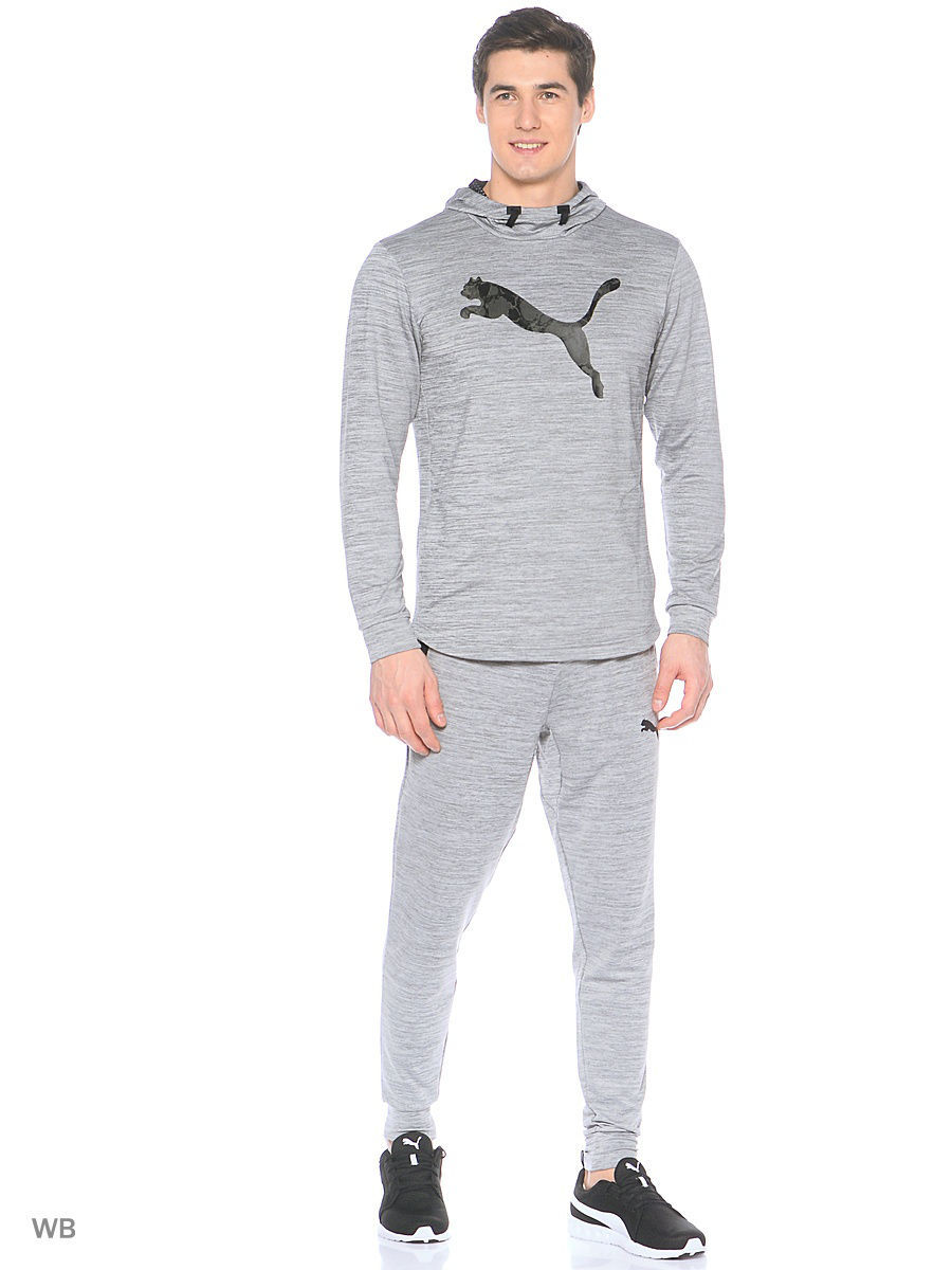 Брюки TECH FLEECE TRACKSTER Puma 51518302