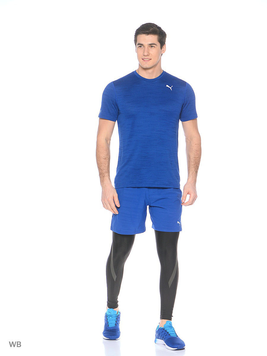 Тайтсы PUMA Тайтсы ACTV Power Long Tight тайтсы puma тайтсы yogini heather knee tight