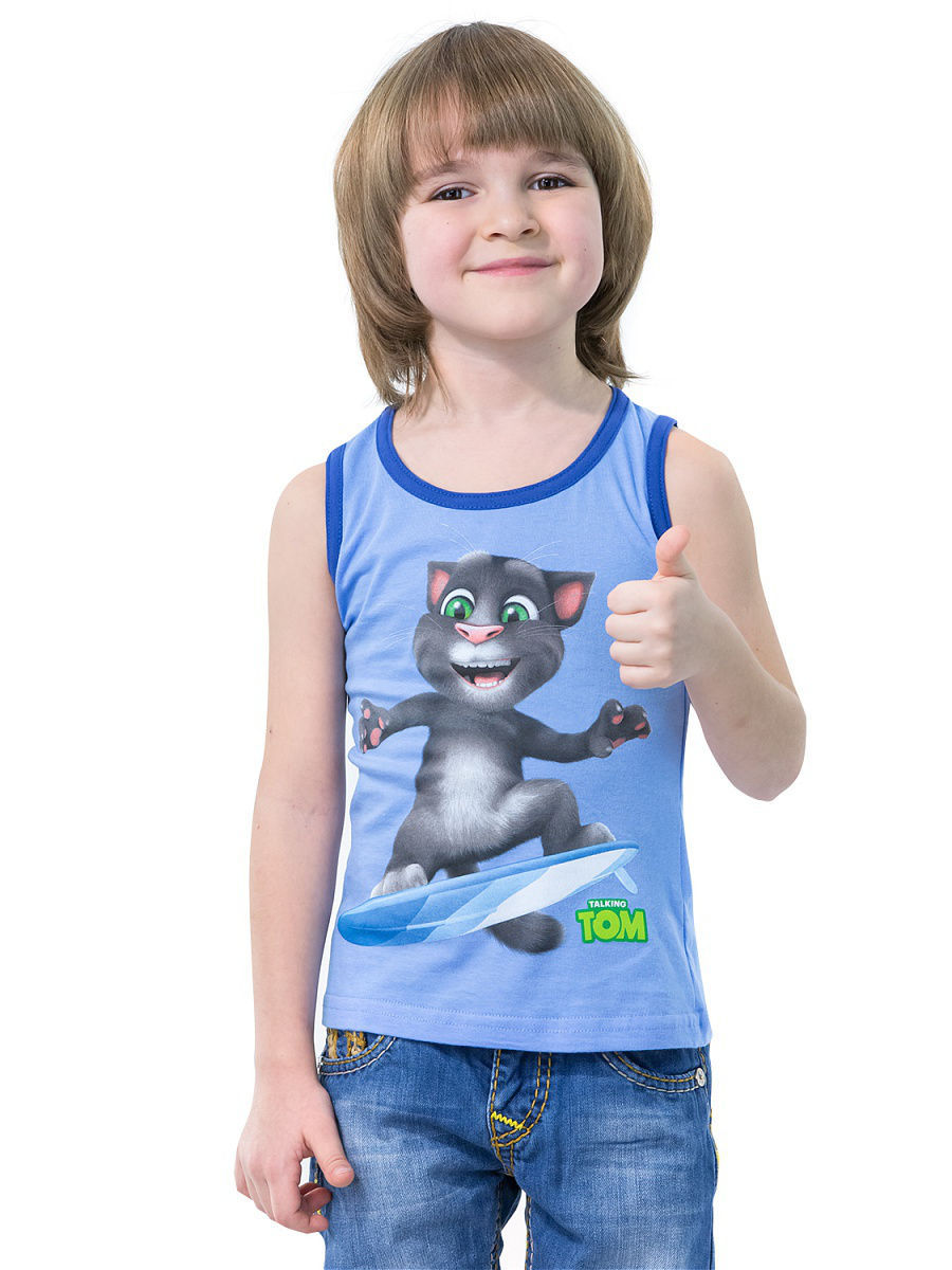 Футболка Talking Tom 118-М(4)