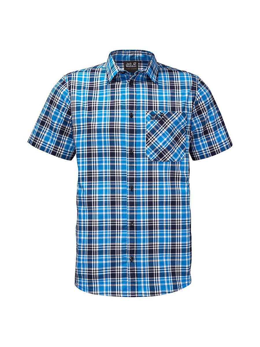 Рубашка SAINT ELMOS SHIRT MEN Jack Wolfskin 1401582/7630
