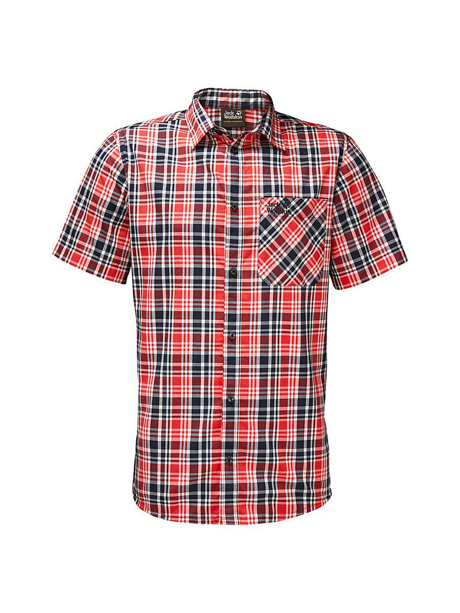 Рубашка SAINT ELMOS SHIRT MEN Jack Wolfskin 1401582/7889