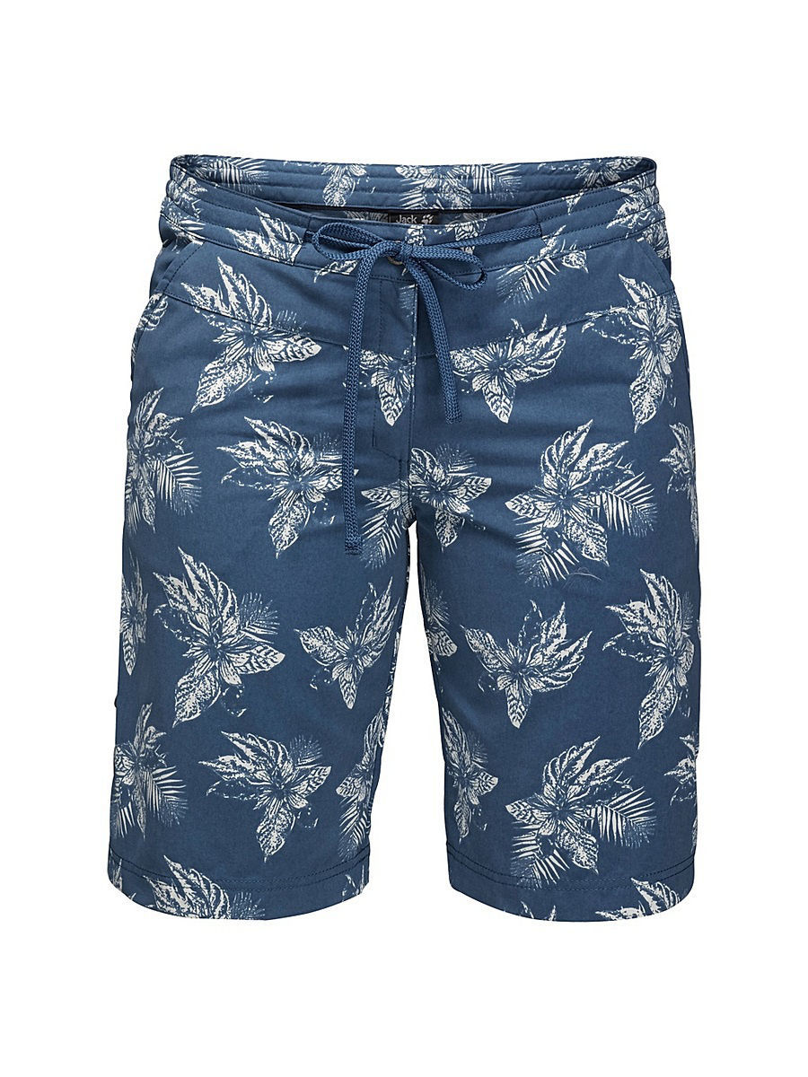 Шорты Jack Wolfskin Шорты POMONA TROPICAL SHORTS WOMEN снуд jack wolfskin jack wolfskin ja021guwha98