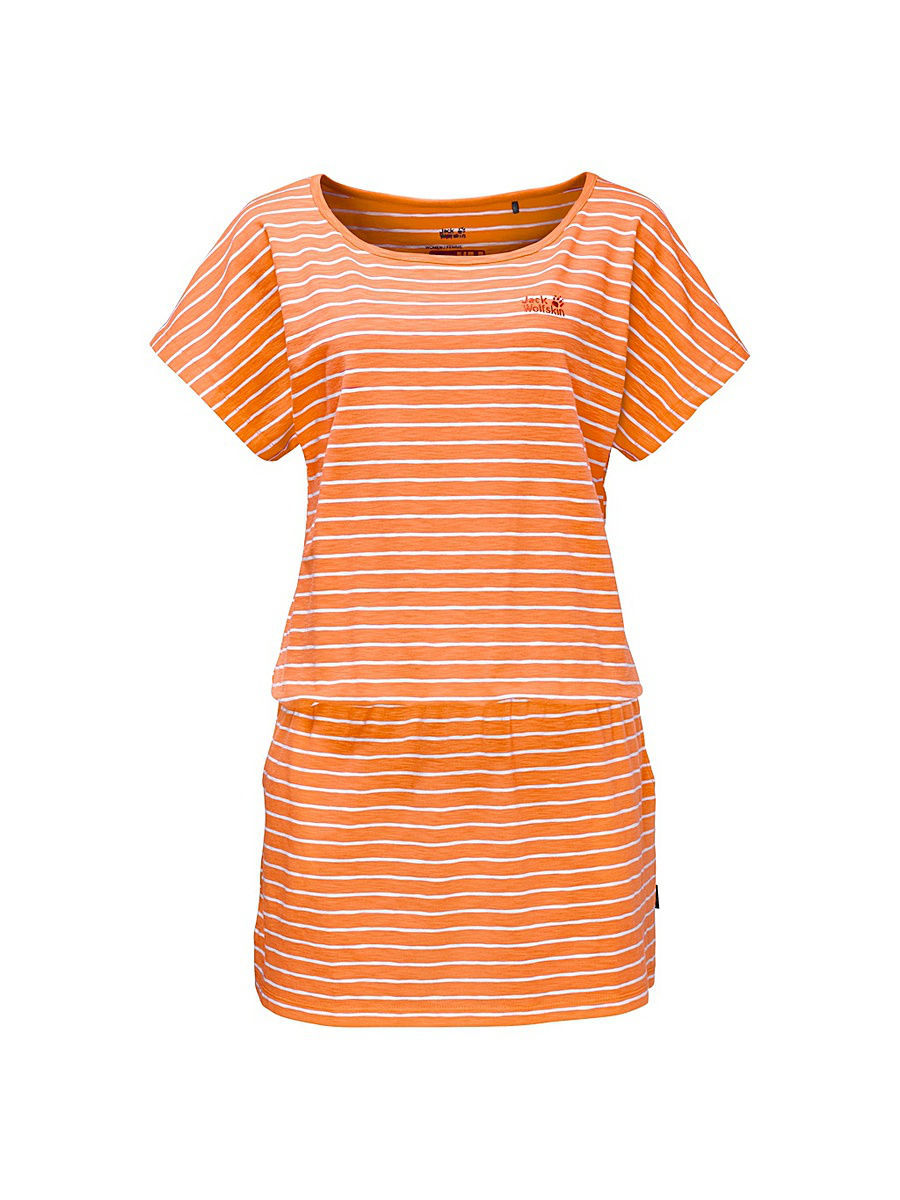 Платья Jack Wolfskin Платье TRAVEL STRIPED DRESS jack wolfskin ja021egwhz90 jack wolfskin