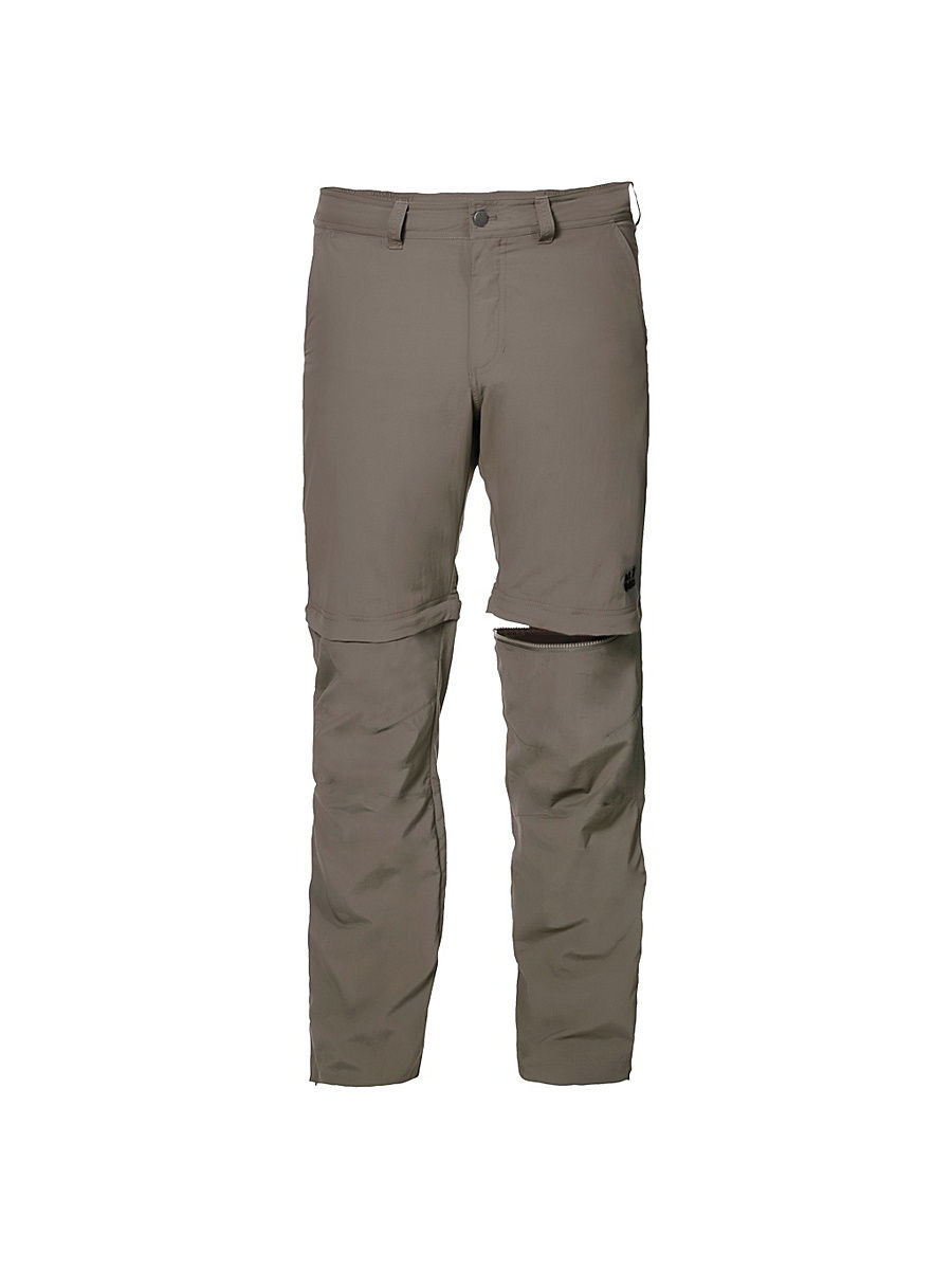 Брюки Jack Wolfskin Брюки CANYON ZIP OFF PANTS брюки jack wolfskin jack wolfskin ja021ewpdq89
