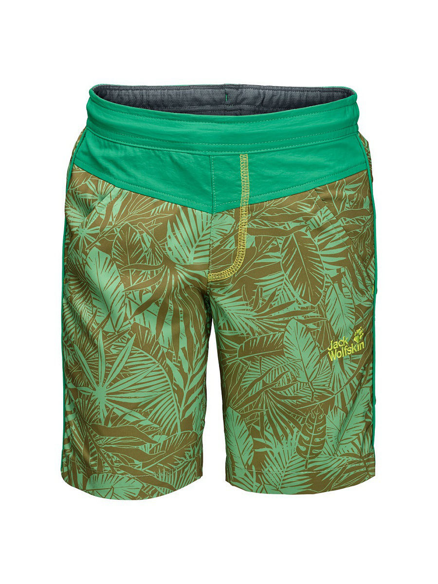 Шорты Jack Wolfskin Шорты JUNGLE SHORTS BOYS jack wolfskin ja021agwhy28