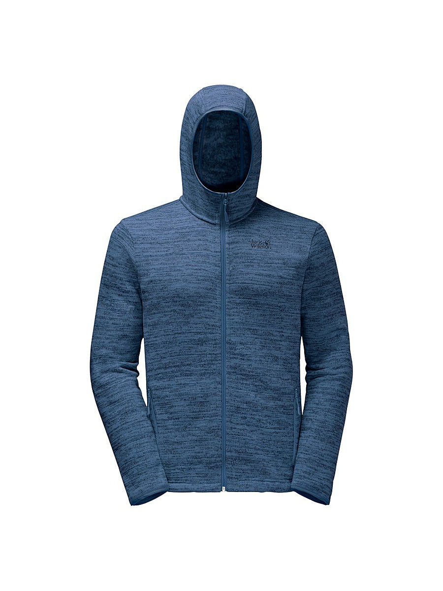 цена  Толстовки Jack Wolfskin Толстовка AQUILA HOODED JACKET MEN  онлайн в 2017 году