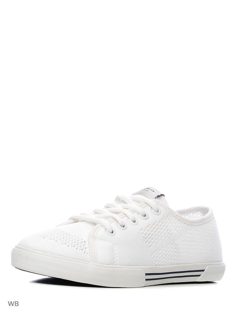 Женские кеды Pepe Jeans London PLS30482/800white