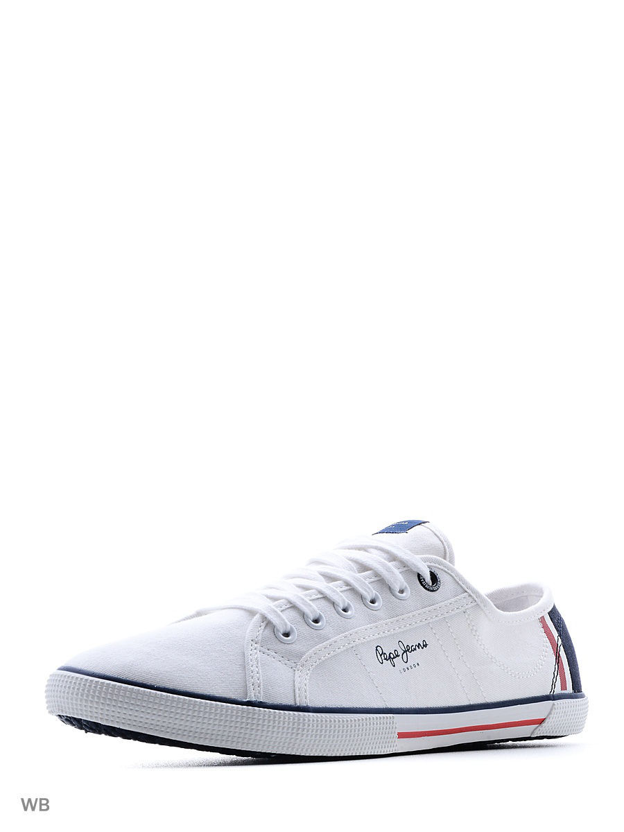 Мужские кеды Pepe Jeans London PMS30354/800white