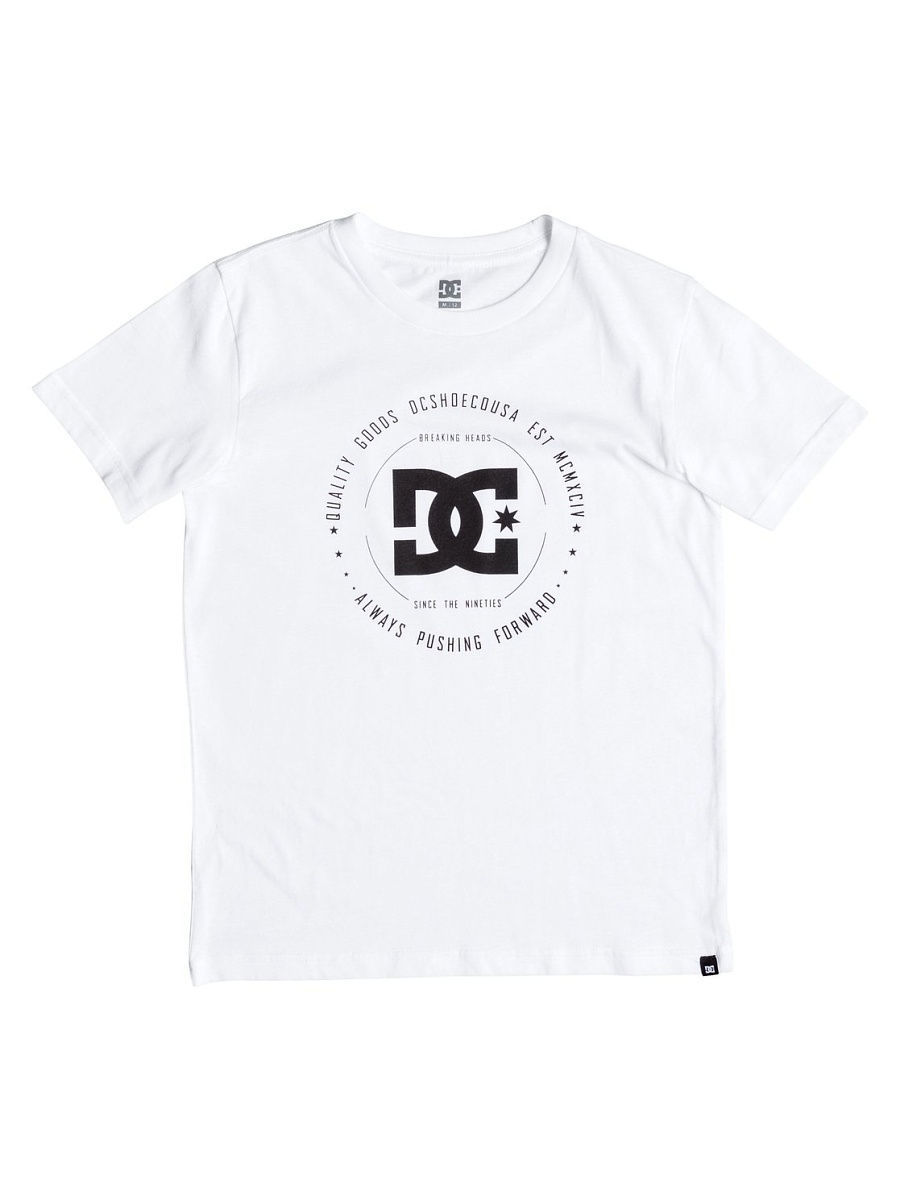 Футболка DC Shoes EDBZT03163/WBB0