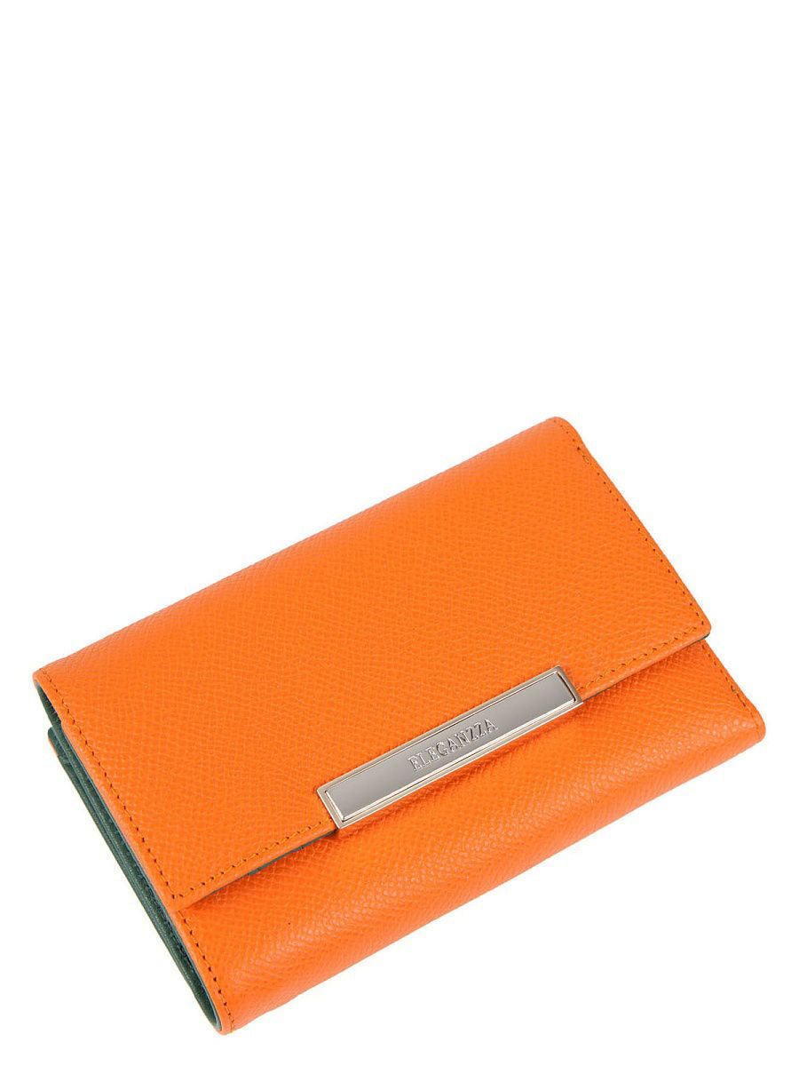 Кошелек Eleganzza Z4526-2582/orange/green