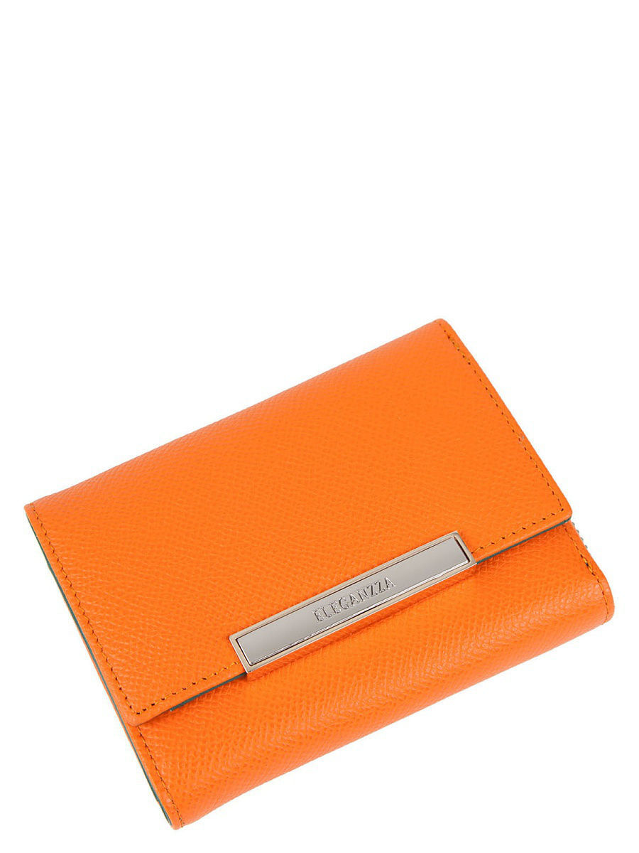 Кошелек Eleganzza Z4526-2584/orange/green