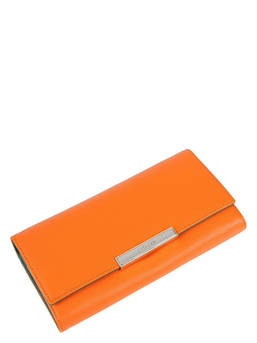 Кошелек Eleganzza Z4526-2596/orange/green