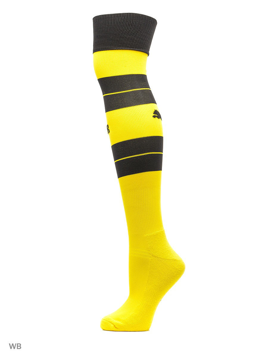 купить Гетры PUMA Гетры  BVB Hooped Socks дешево