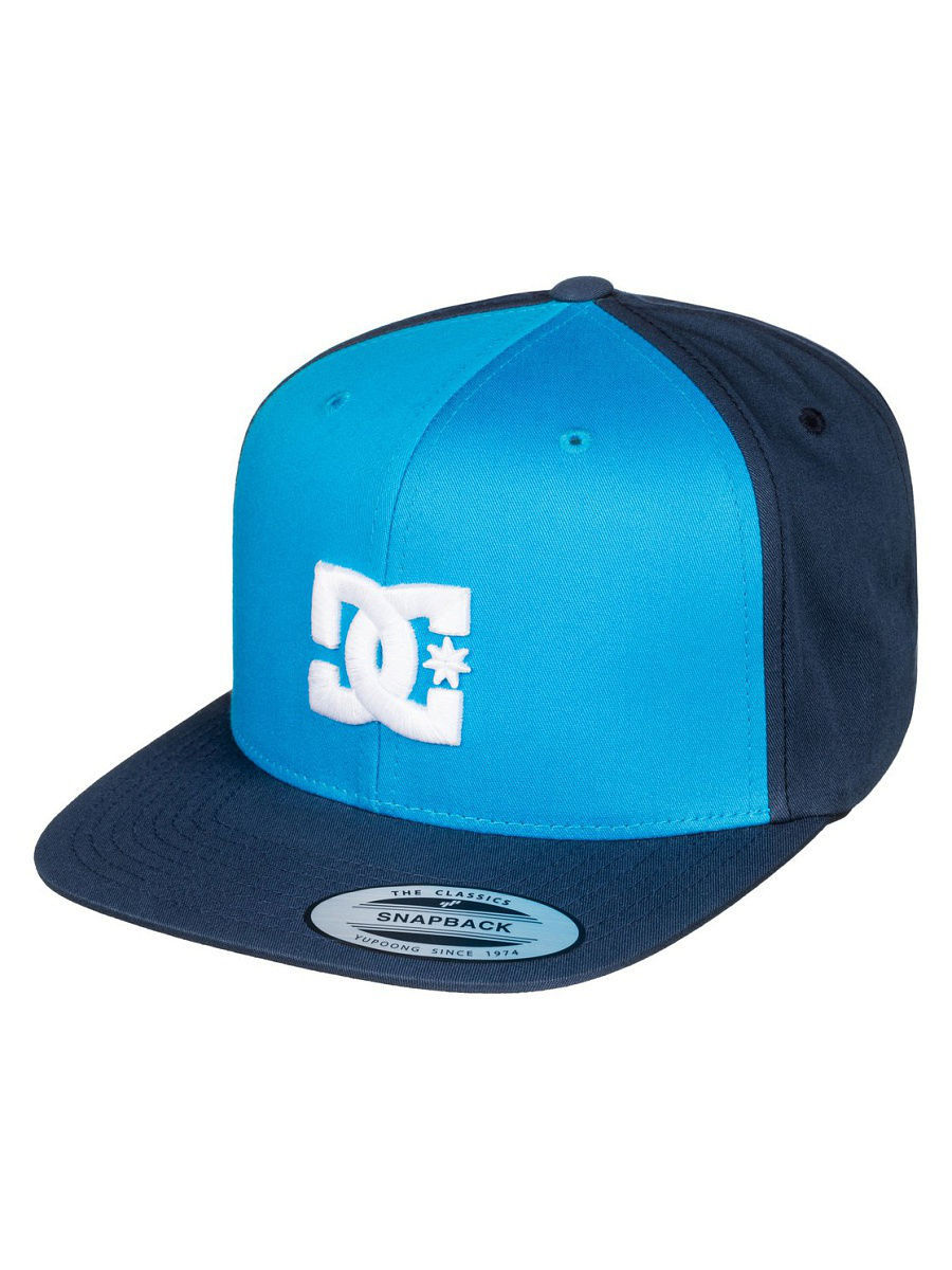 Бейсболка DC Shoes ADYHA00058/BLP0