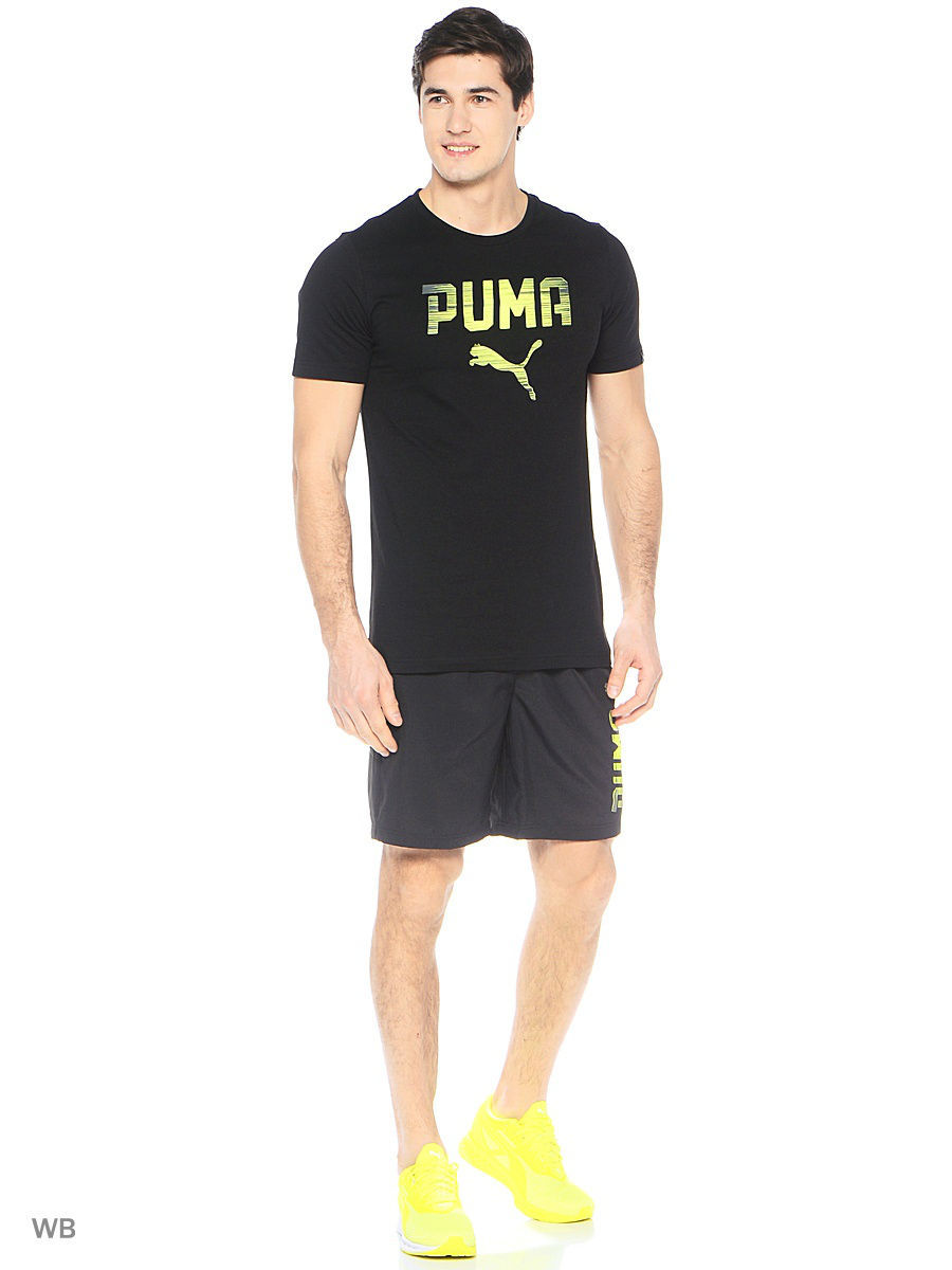 Шорты Puma Шорты Rebel Woven Shorts шорты power rebel sweat shorts 10 puma