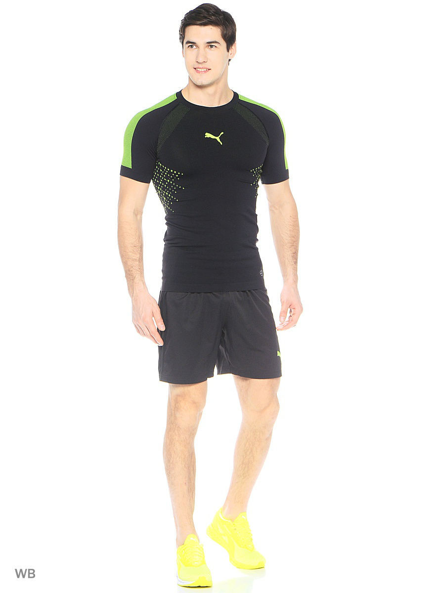 Футболка PUMA Футболка IT evoTRG evoKNIT Tee футболка puma футболка evoknit best tee
