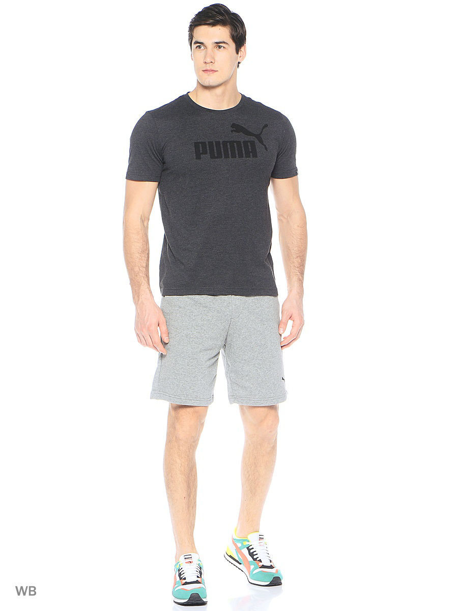 Шорты Puma Шорты ESS Sweat Shorts 9' шорты power rebel sweat shorts 10 puma