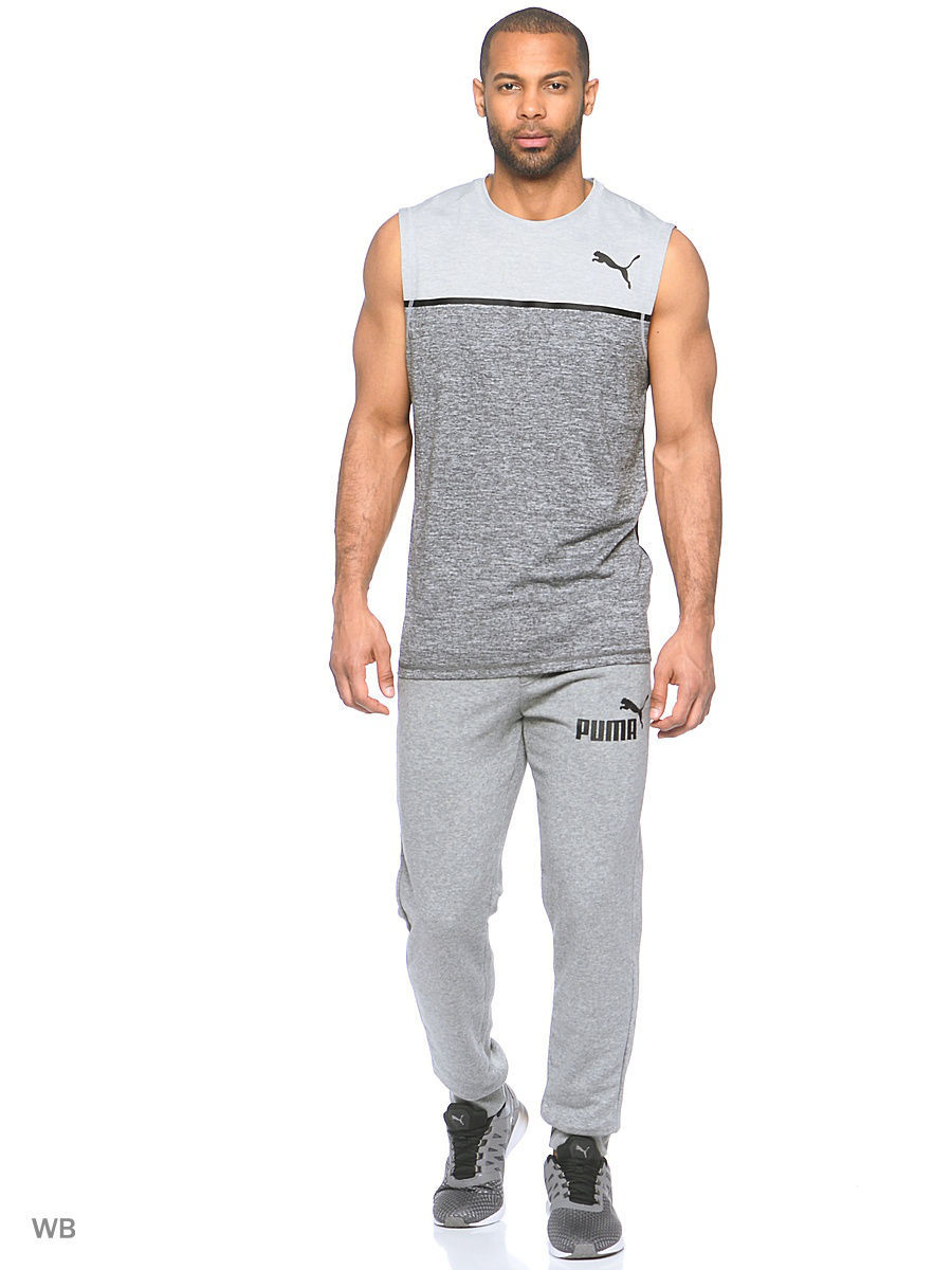 цена  Брюки Puma Брюки ESS No.1 Sweat Pants, TR, cl  онлайн в 2017 году
