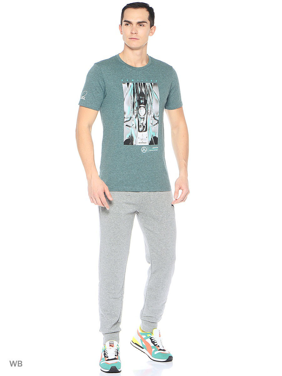 Брюки PUMA Брюки ESS Sweat Pants, TR, cl. напульсники puma напульсник puma tr wristbands