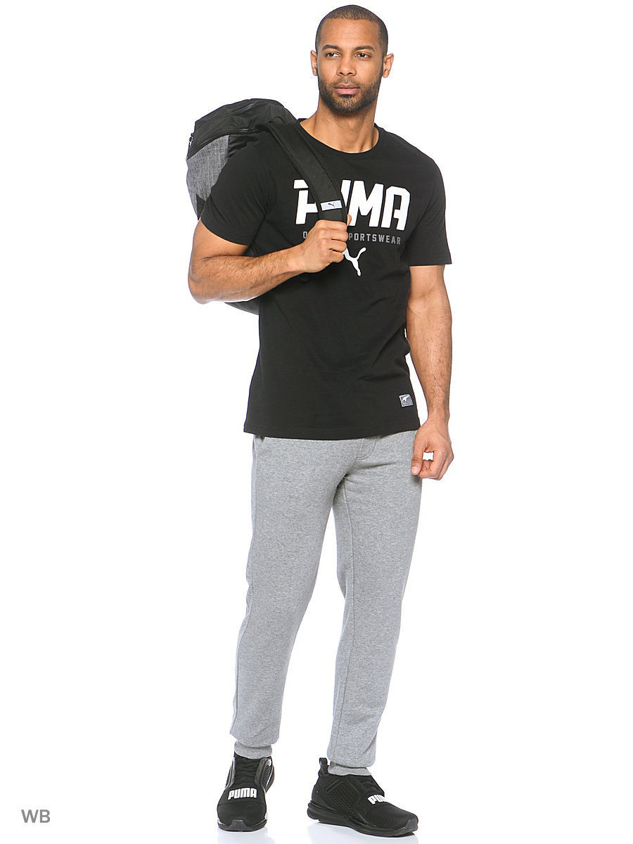 цена  Брюки Puma Брюки ESS Sweat Pants SLIM, TR, cl  онлайн в 2017 году