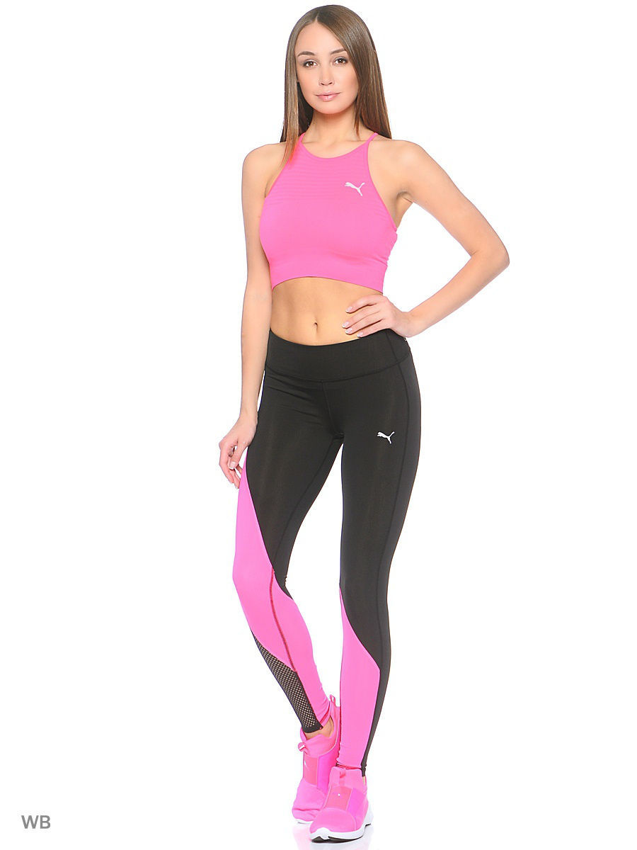 Тайтсы PUMA Тайтсы Explosive Tight тайтсы puma тайтсы yogini heather knee tight