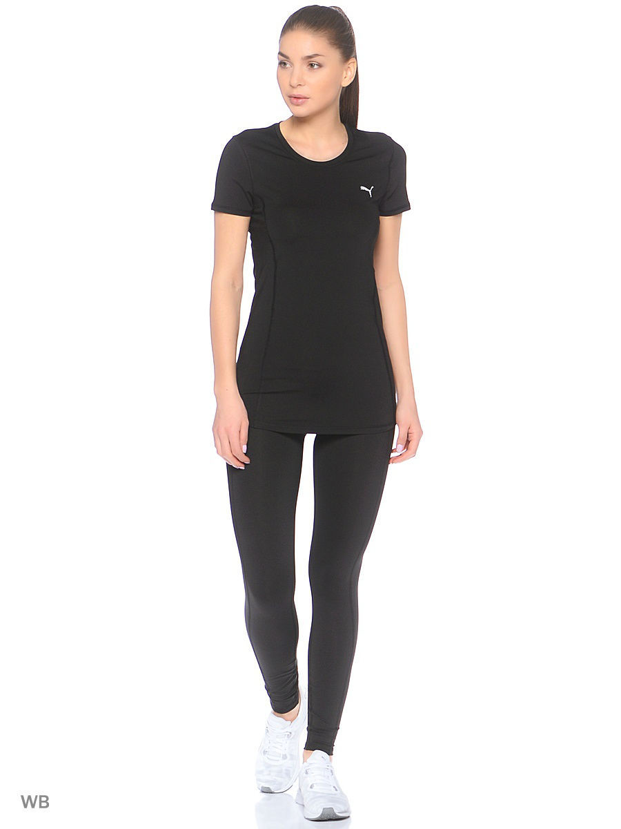 Тайтсы PUMA Тайтсы Essential Tight тайтсы puma тайтсы yogini heather knee tight