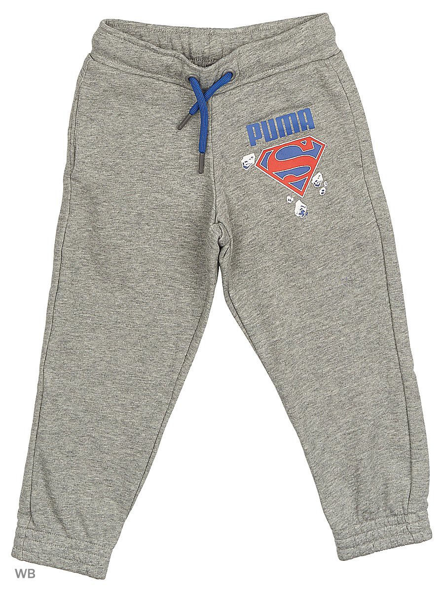 Брюки PUMA Брюки STYLE Superman Sweat Pants брюки puma брюки ftbltrg pant