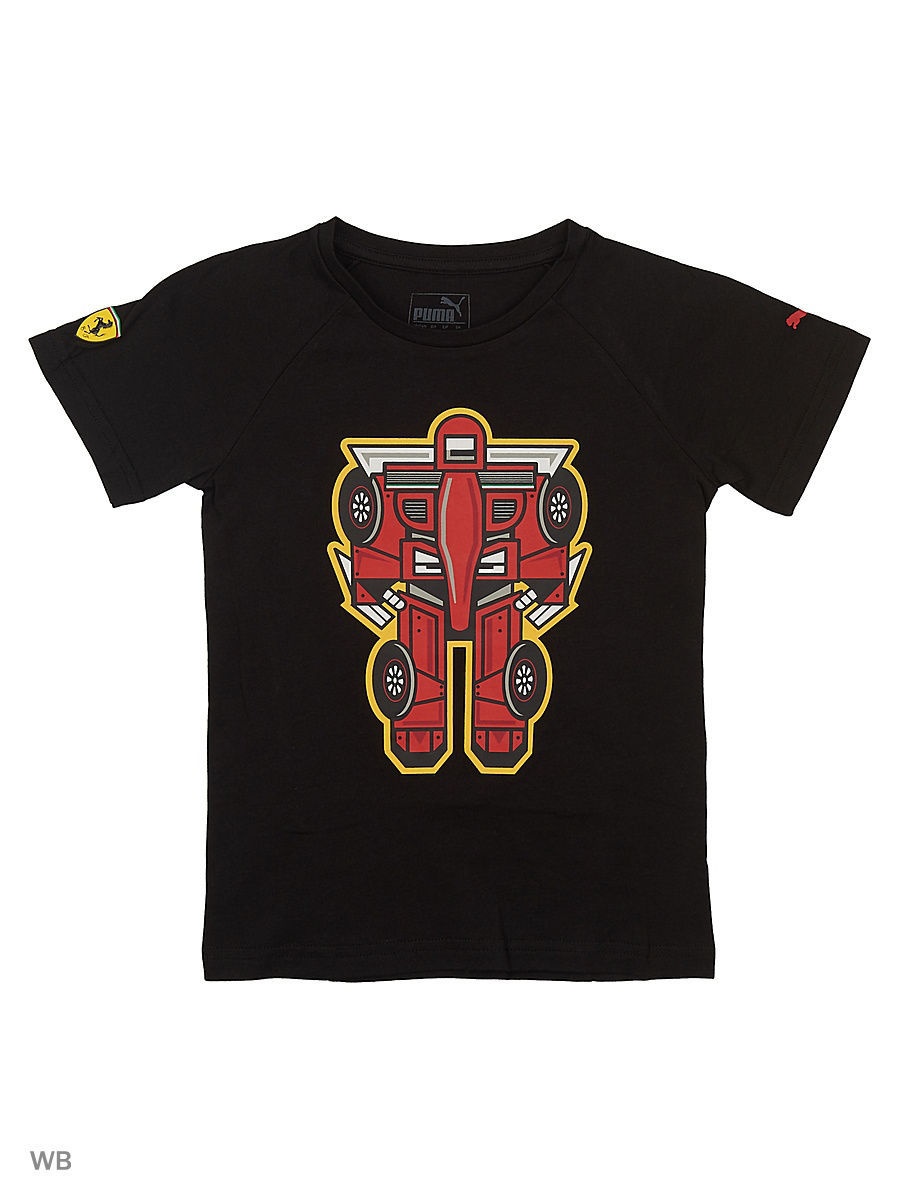 Футболка SF Kids Graphic Tee Puma 76211002
