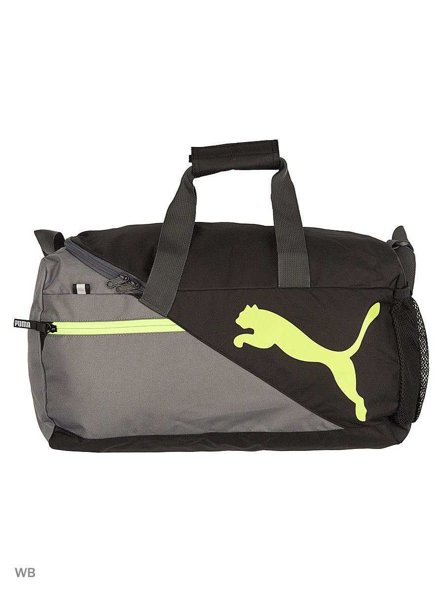 Сумка Fundamentals Sports Bag S Puma 07349911