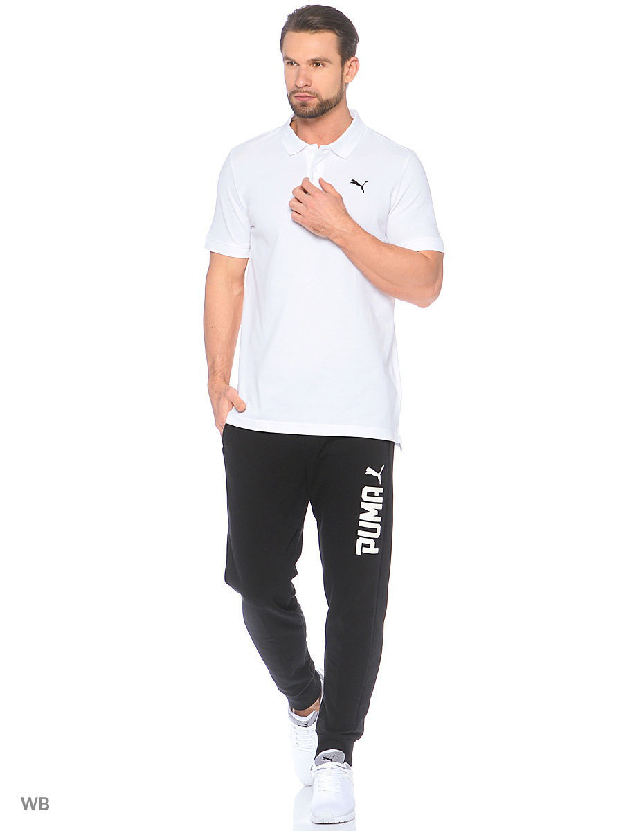 Поло PUMA Футболка-поло ESS Pique Polo футболка поло pique striped polo men jack wolfskin