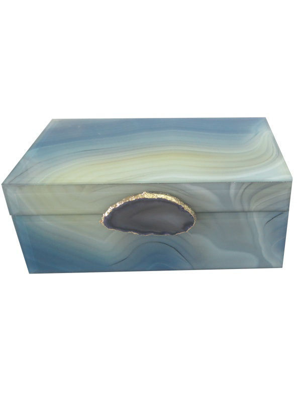 Шкатулки Magic Home Шкатулка Дымчатый агат (21x13x8,5см, из стекла для мелочей) sat1189 free shipping dual head spray gun paint spray gun air compressor silver mirror chrome spray gun hvlp