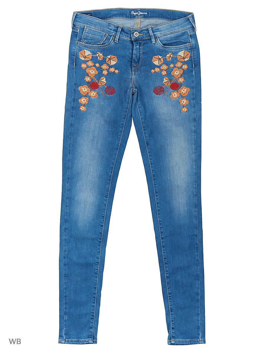 Джинсы Pepe Jeans London PG200567/000DENIM