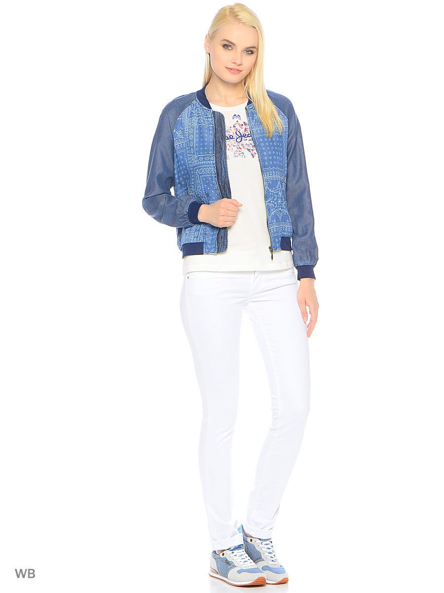 Куртка Pepe Jeans London PL401216/000DENIM