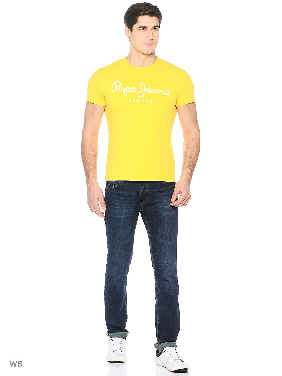 Футболка Pepe Jeans London PM501594/076TUMERIC