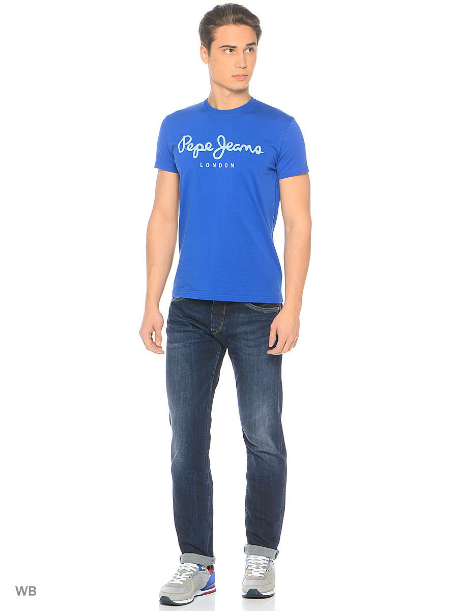 Футболка PEPE JEANS LONDON PM501594/535TRUEBLUE