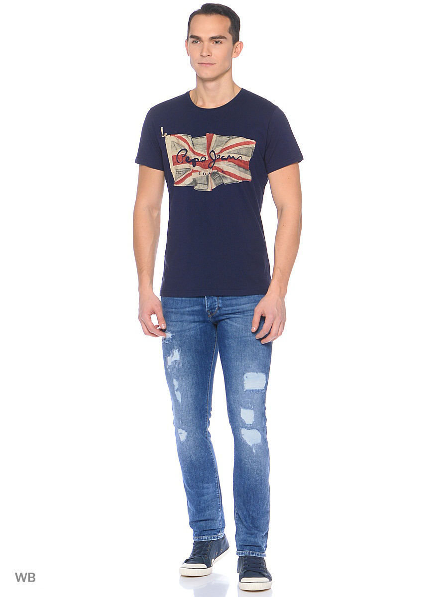 Футболка PEPE JEANS LONDON PM501854/580SAILOR