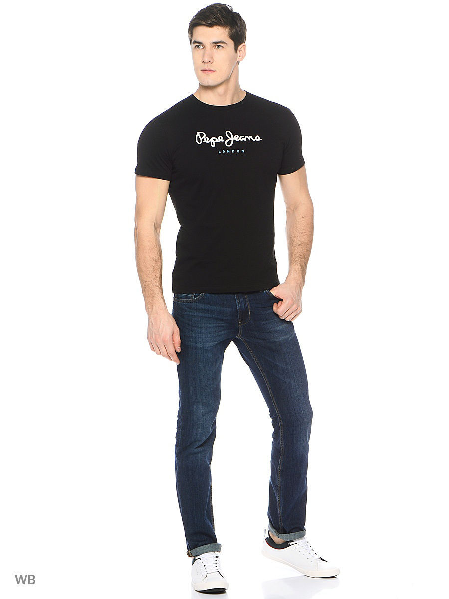Футболка PEPE JEANS LONDON PM501929/999BLACK