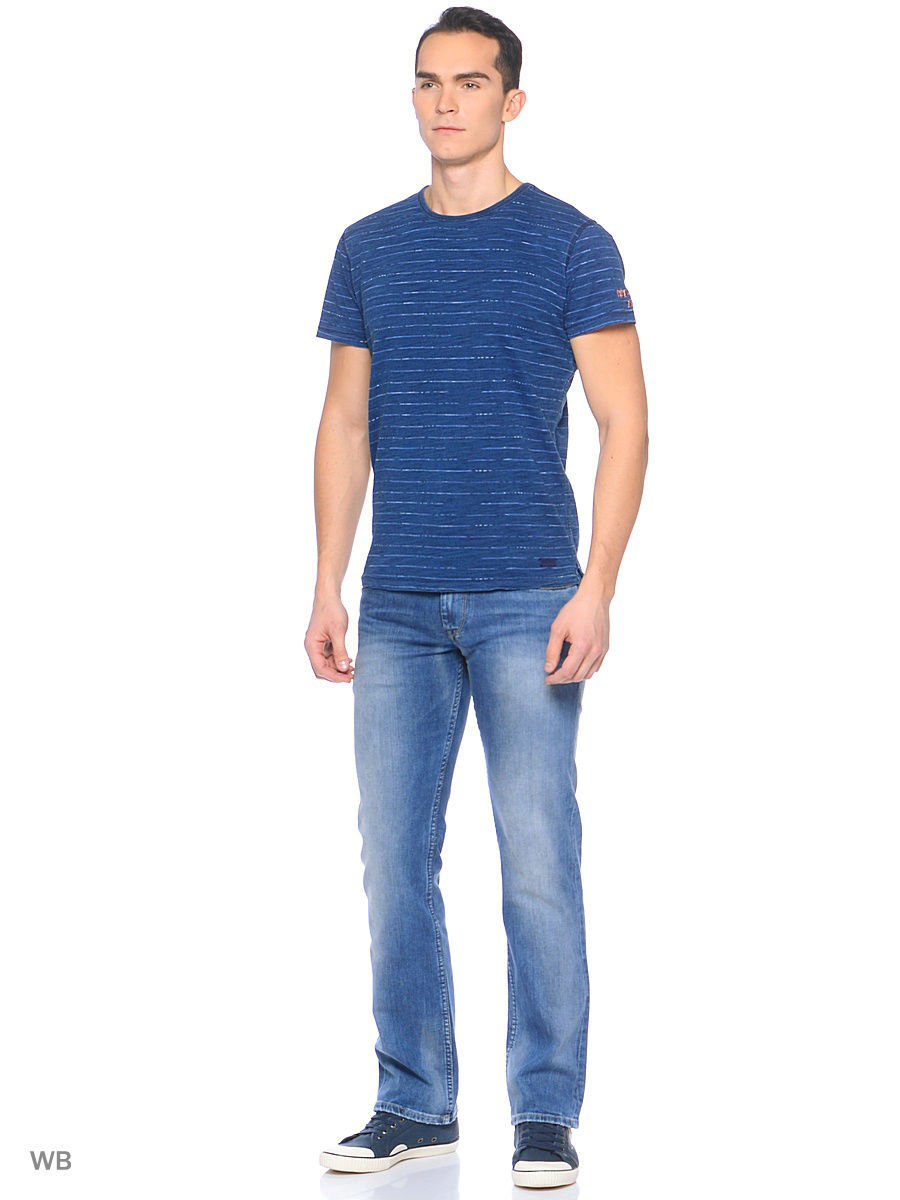 Футболка Pepe Jeans London PM503580/561INDIGO