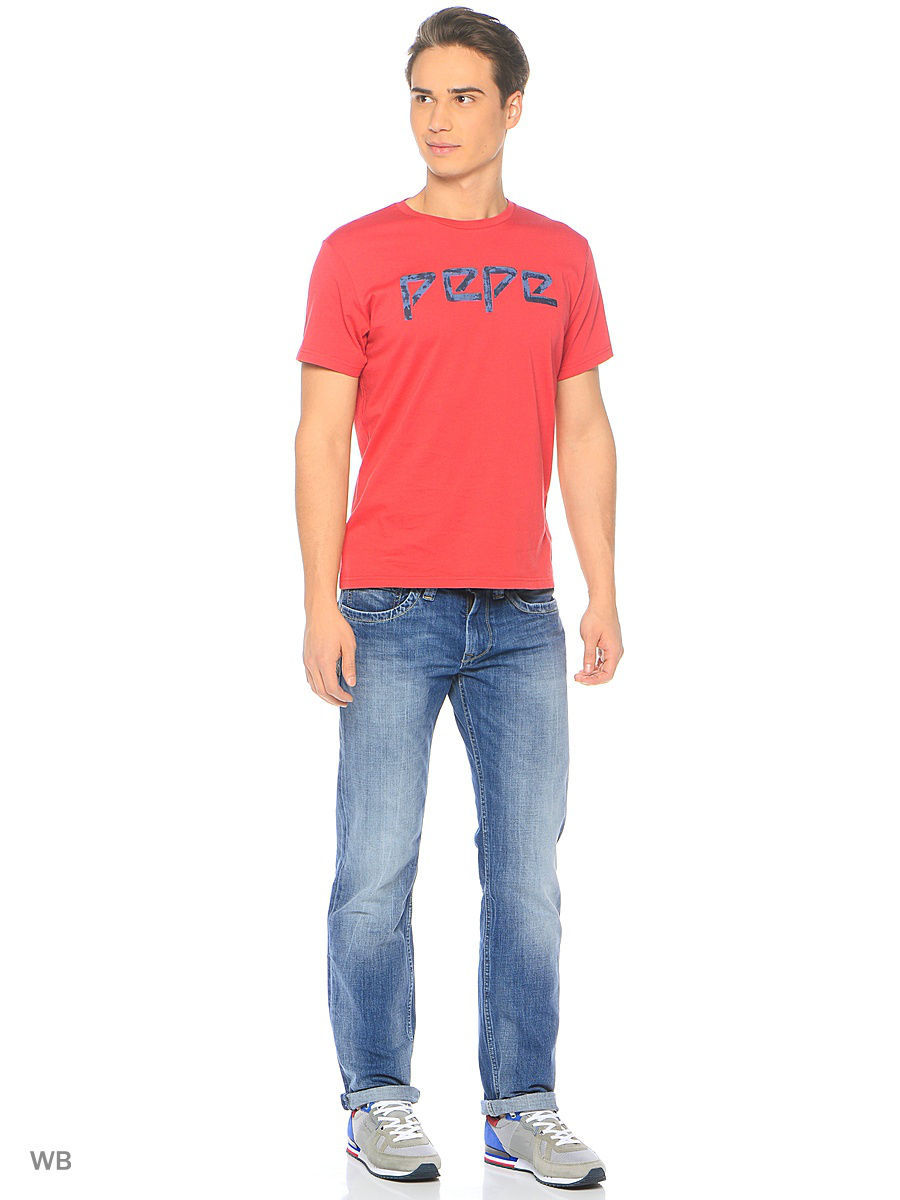 Футболка Pepe Jeans London PM503591/237CARDINALRED